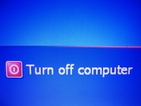 Turn Off Computer